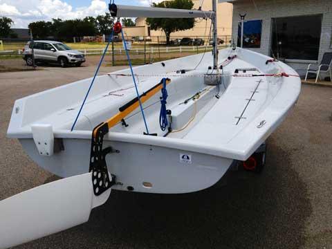 Vanguard Nomad, 2009 sailboat