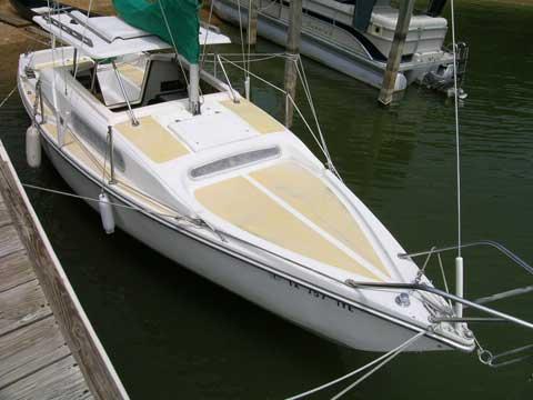 Venture 222, 1973 sailboat