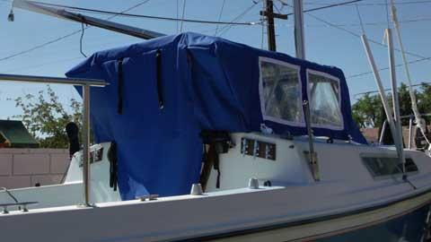 Venture 222 1976 Ridgecrest California Sailboat For
