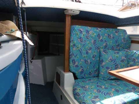 Venture 222, 1976 sailboat