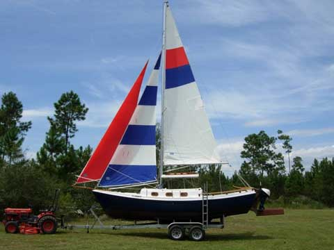 Macgregor Venture of Newport 23, 1973, Pensacola, Florida sailboat