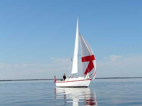 Venture 24, 1970, Yantis, Texas sailboat