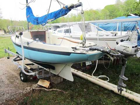 Victoria 18, 1982, Lorton, Virginia sailboat