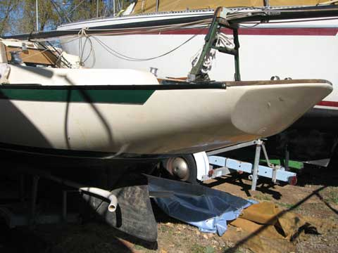 Victoria 18, 1981, Lindsborg, Kansas sailboat