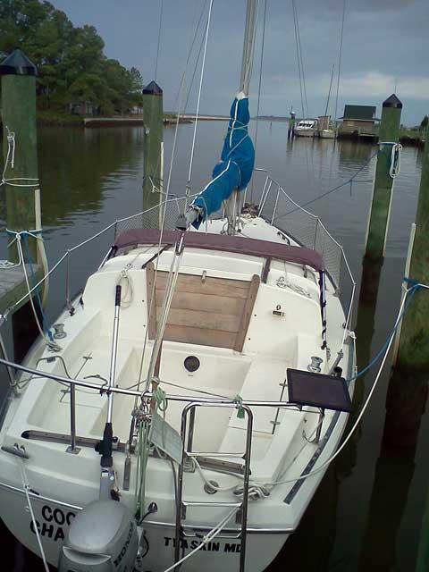 Watkins 27, 1978 sailboat