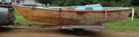 Wharram Tiki 21 Coastal Trek Catamaran, Matawan, New Jersey sailboat