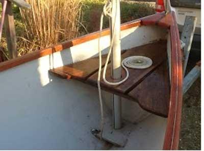 White Hall Rowing Sailing boat sailboat