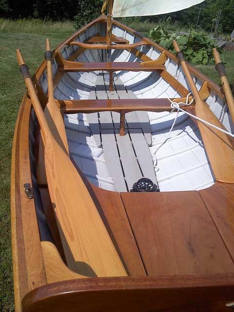 Whitehall 15, 1983 sailboat