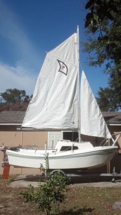 West Wight Potter 15, 1995, Mobile, Alabama sailboat