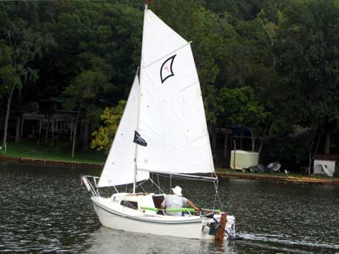 West Wight Potter 15, 1998 sailboat