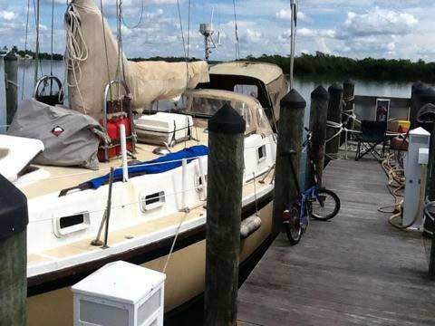 Yorktown 33, 1979, SW Florida sailboat