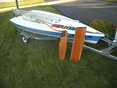 Zuma, 1995 sailboat