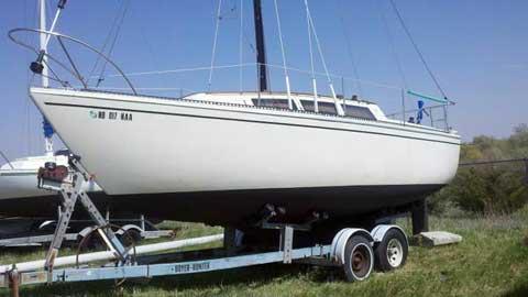 S2 8.0 - 26 foot, 1979 sailboat
