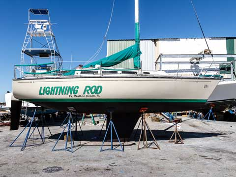 S2 9.1, 1985, Shalimar, Florida sailboat