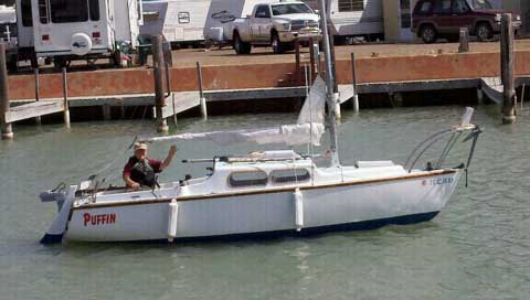 Alacrity, 19 ft., 1986 sailboat