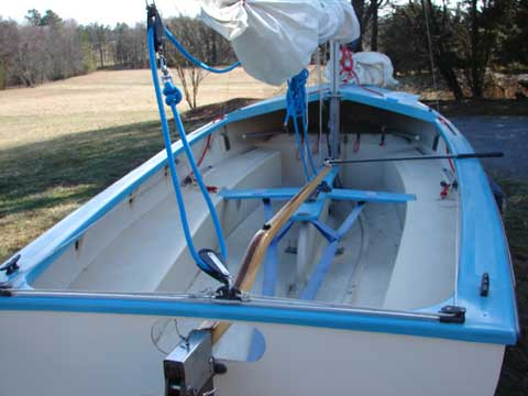 Albacore 15, 1970 sailboat