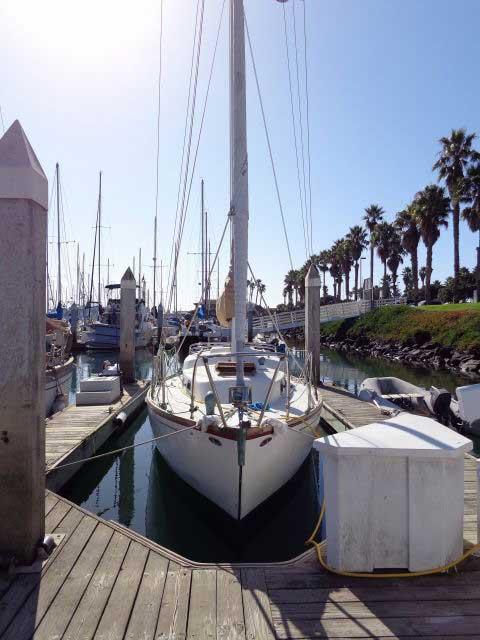 Alberg 30', 1964 sailboat