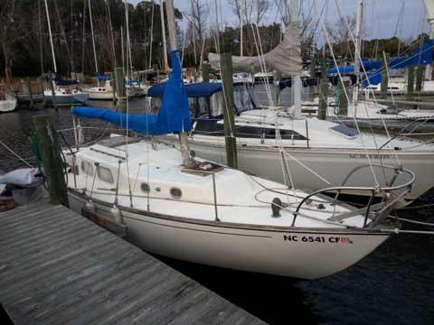 Alberg 30, 1967 sailboat