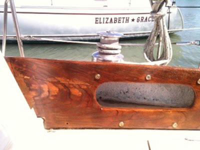 Allied 35 Seabreeze Yawl, 1972 sailboat