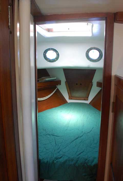 Allied Seawind, 1968 sailboat