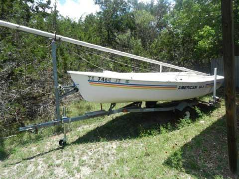 American 14.6 Daysailer, 1989 sailboat