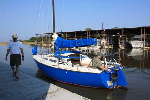 North American Spirit, 23ft., 1978 sailboat