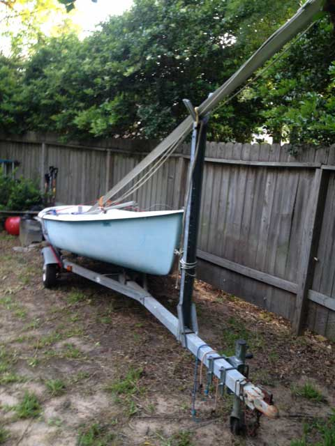 Amf Puffer 1978 Spring Texas Sailboat For Sale From