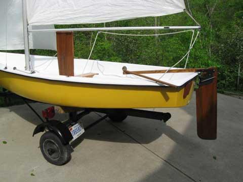AMF Puffer 1980 sailboat