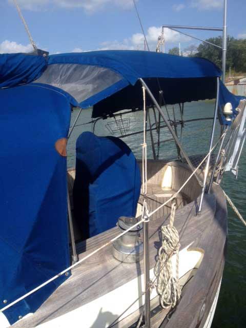 Baba 40, 1982 sailboat