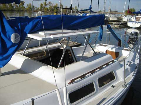 Balboa 24 1981 Cheney Kansas Sailboat For Sale From