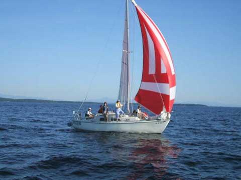 Balboa 26, 1973 sailboat