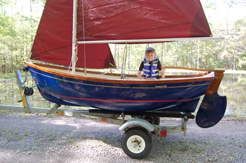 Bauer 10, 1992 sailboat