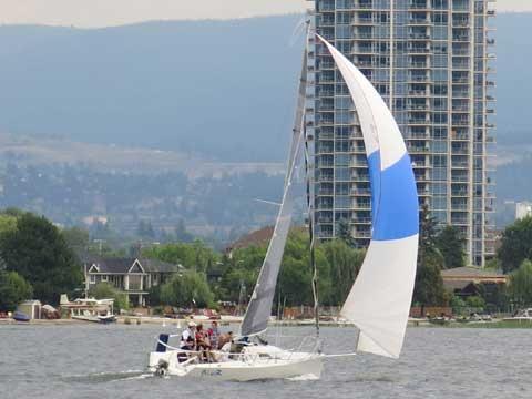 Blusail 24, 2003 sailboat
