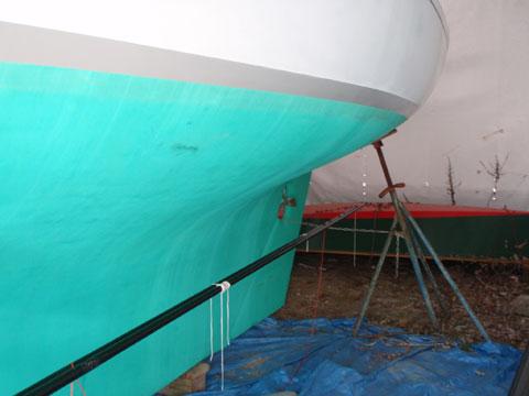 Bristol 29 Dinette, 1969 sailboat