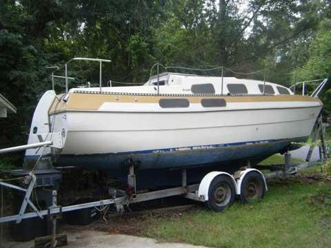 Buccaneer 27, 1975 sailboat