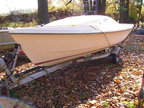 Buccaneer 18', 1978 sailboat