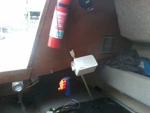 Cal 22, 1986 sailboat