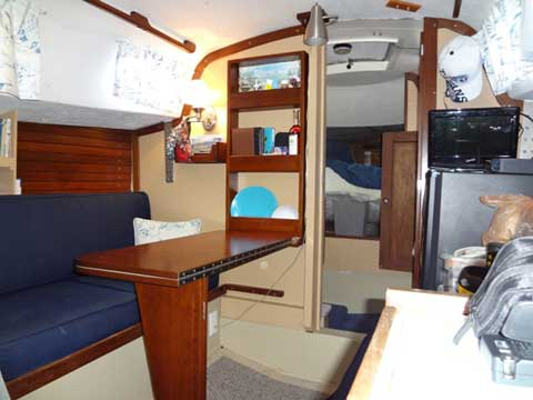 Cal 2 27 1979 Nashville Tennessee Sailboat For Sale