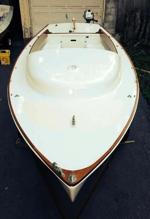 Cape Cod Bullseye, 1965 sailboat