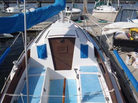 Cape Dory 25, 1973 sailboat