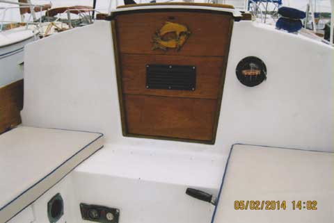 Cape Dory 27, 1977 sailboat