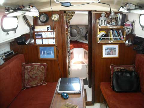 Cape Dory 28, 1977 sailboat