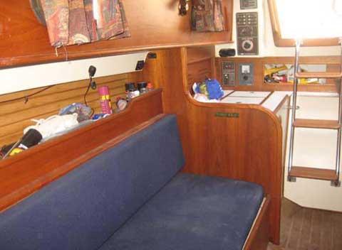 Cape Dory 30 Cutter 1983 Lake Travis Texas Sailboat