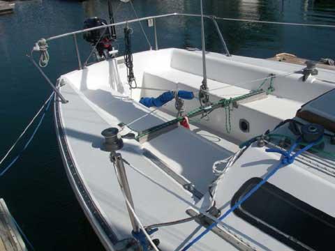 Catalina Capri 25, 1984 sailboat