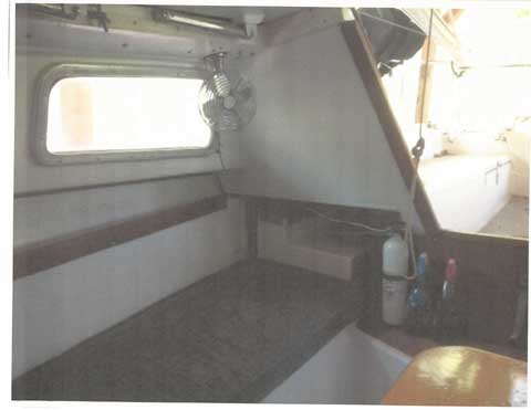 Catalina 22, 1978 sailboat