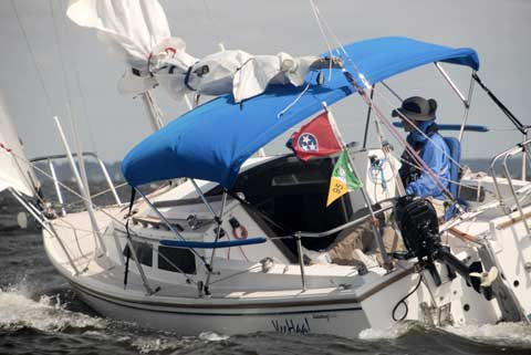 Catalina 22 For Sale >> Catalina 22 Swing Keel, 1987, Chattanooga, Tennessee, sailboat for sale from Sailing Texas ...