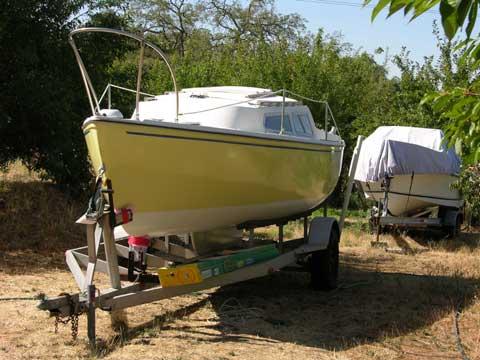 Catalina 22, 1973 sailboat