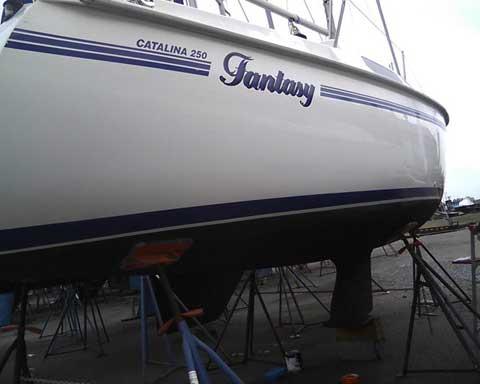 Catalina C250, WK, 1999 sailboat