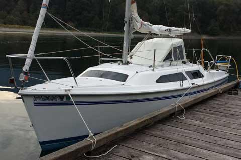 Catalina 250, 2002 sailboat
