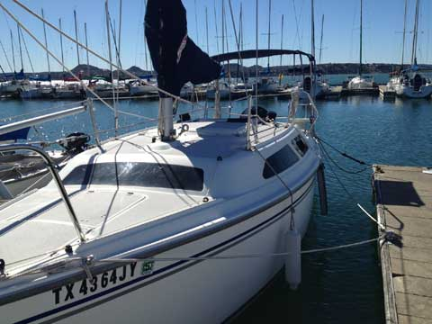 Catalina 250, 2004 sailboat